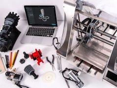 Les travaux effectués avec une imprimante 3d